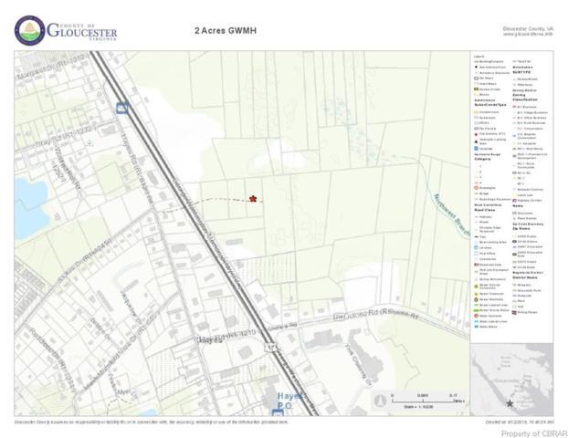 0000 N George Washington Memorial Highway, Hayes, VA 23072 (MLS #1821355) :: EXIT First Realty