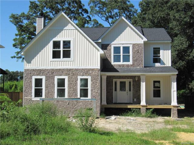 2836 Dumbarton Road, Henrico, VA 23228 (MLS #1821500) :: Chantel Ray Real Estate