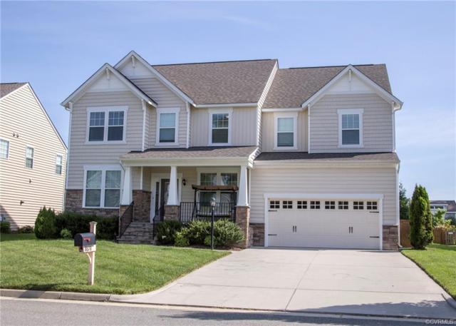 8678 Oakham Drive, Mechanicsville, VA 23116 (MLS #1823749) :: RE/MAX Action Real Estate