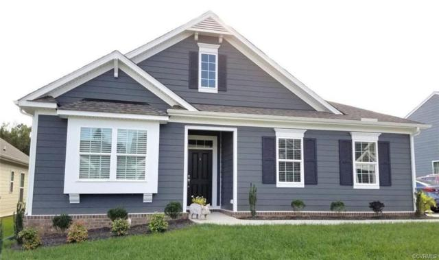 000 Norman Garden Circle #401, Chesterfield, VA 23236 (MLS #1824067) :: RE/MAX Action Real Estate