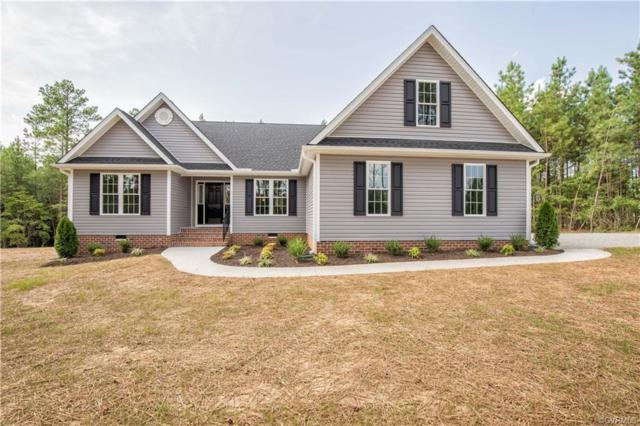 1990 Walnut Tree Road, Powhatan, VA 23139 (MLS #1824086) :: RE/MAX Action Real Estate