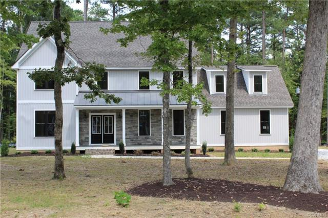 215 E Brook Run Drive, Goochland, VA 23238 (MLS #1825317) :: Chantel Ray Real Estate