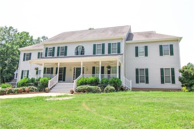 6305 Denise Lynn Court, Mechanicsville, VA 23111 (MLS #1825394) :: The RVA Group Realty