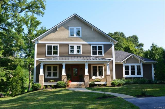 3379 Manor Oaks Drive, Powhatan, VA 23139 (#1825645) :: Abbitt Realty Co.