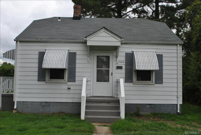 2409 Gordon Lane, Henrico, VA 23223 (#1827710) :: Abbitt Realty Co.