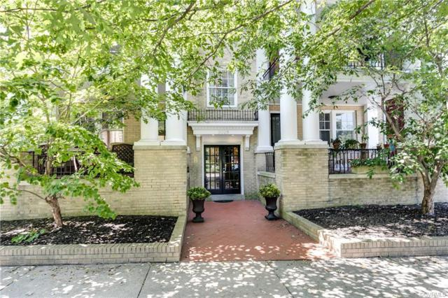 3029 Monument Avenue #4, Richmond, VA 23221 (MLS #1827935) :: Explore Realty Group