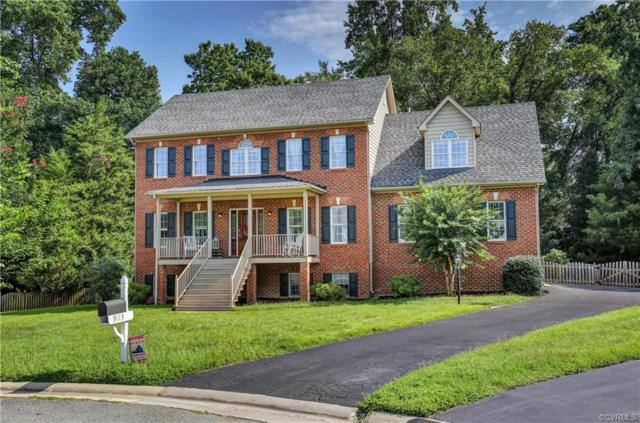 9113 Carrington Hills Court, Glen Allen, VA 23060 (MLS #1828489) :: Explore Realty Group