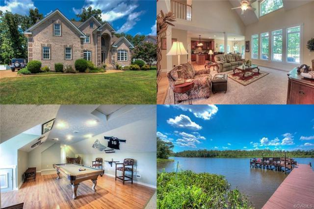 703 Waterfront Drive, Colonial Heights, VA 23834 (#1828666) :: Abbitt Realty Co.