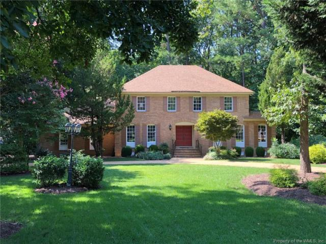 3 Whittakers Mill Road, Williamsburg, VA 23185 (MLS #1828966) :: The RVA Group Realty