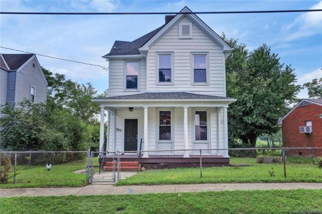 303 W Roberts Street, Richmond, VA 23222 (MLS #1829002) :: Explore Realty Group