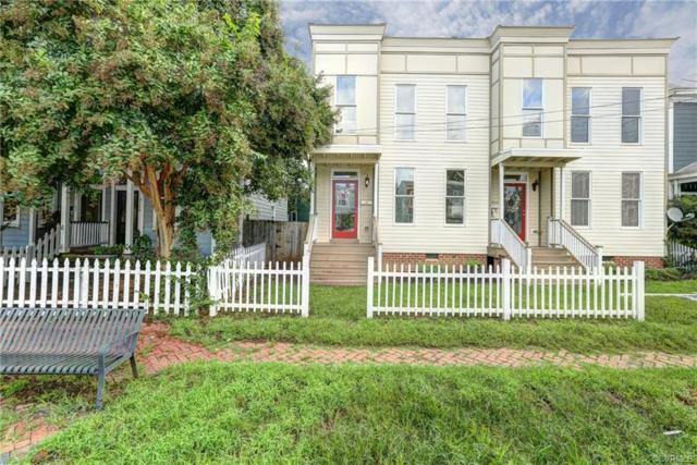 3106 E Marshall Street, Richmond, VA 23223 (MLS #1829075) :: Small & Associates
