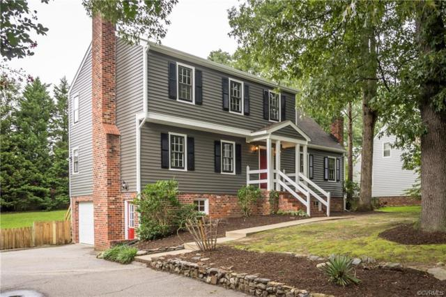 1412 Turnmill Drive, Chesterfield, VA 23235 (MLS #1829200) :: Explore Realty Group
