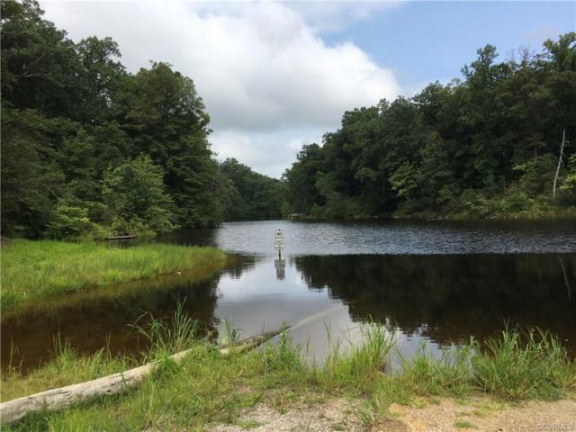 6393 Pine Slash Road, Mechanicsville, VA 23116 (#1829205) :: Abbitt Realty Co.