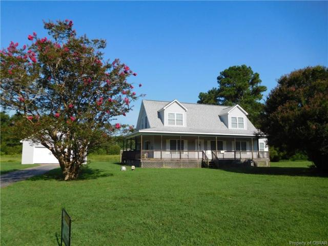 283 N North Bay Haven Road, Gwynn, VA 23066 (#1829385) :: Abbitt Realty Co.