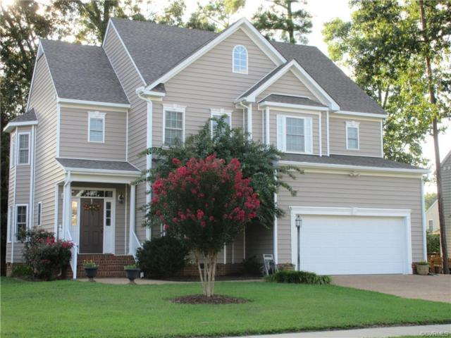 9055 Salient Lane, Mechanicsville, VA 23116 (MLS #1829732) :: RE/MAX Action Real Estate