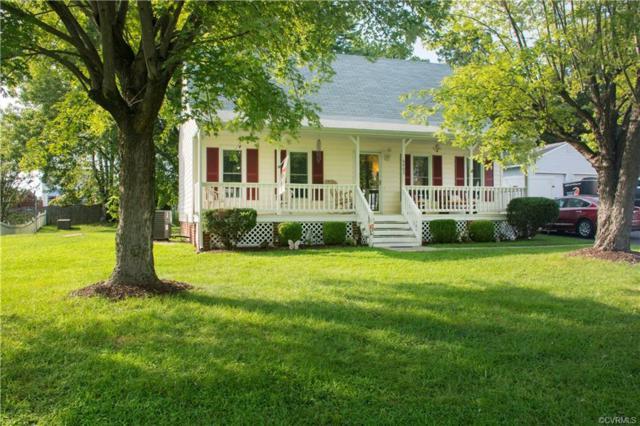 6402 Sledds Lake Road, Mechanicsville, VA 23111 (#1830056) :: Green Tree Realty