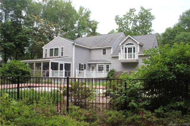 515 River Estates Place, Mathews, VA 23109 (#1830177) :: Abbitt Realty Co.