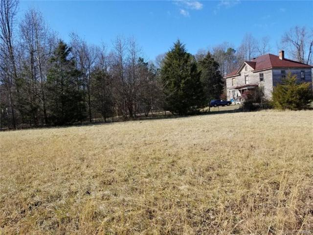 356 Courthouse Road, Blackstone, VA 23824 (MLS #1830186) :: Small & Associates