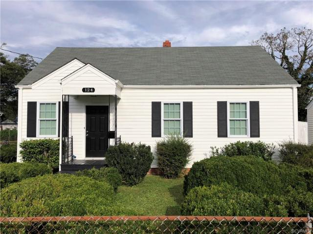 124 N Mapleleaf Avenue, Henrico, VA 23075 (#1830398) :: Abbitt Realty Co.