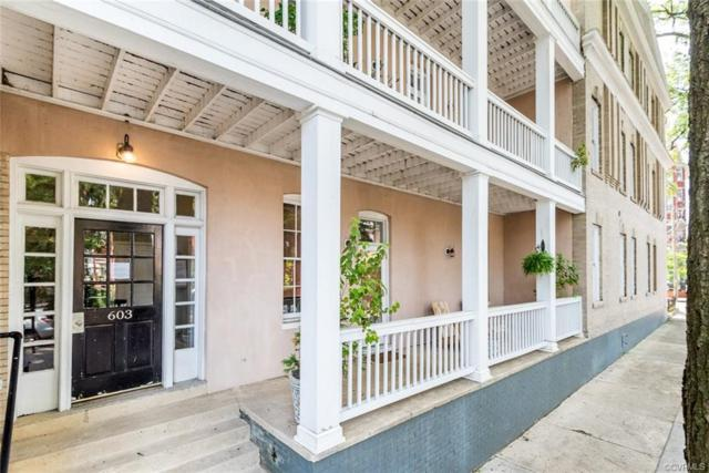 603 N Allen Avenue 2B, Richmond, VA 23220 (MLS #1830451) :: Small & Associates