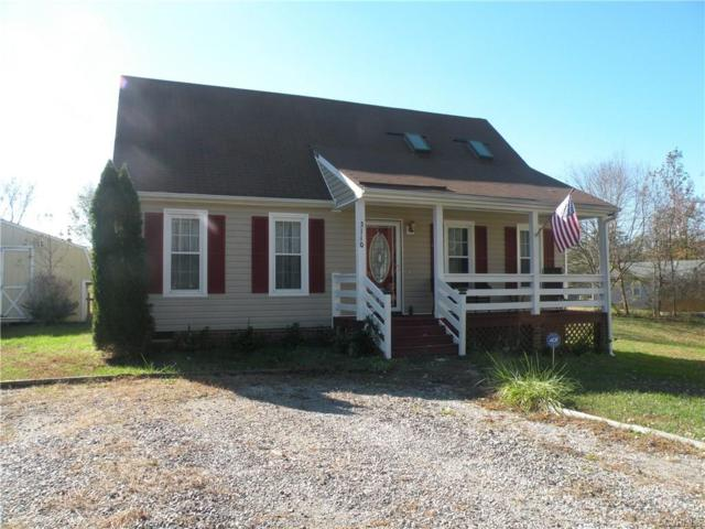 5110 Blossomwood Circle, Chesterfield, VA 23832 (#1830751) :: Abbitt Realty Co.