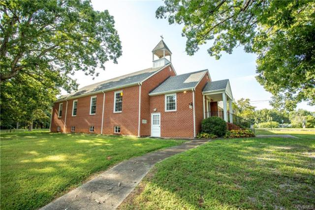 35 Church Lane, Gum Spring, VA 23065 (MLS #1831412) :: Small & Associates