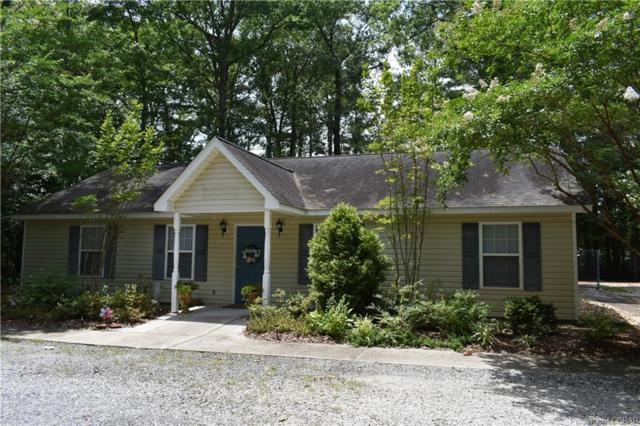 827 Ridge Road, Mathews, VA 23035 (#1831480) :: Abbitt Realty Co.