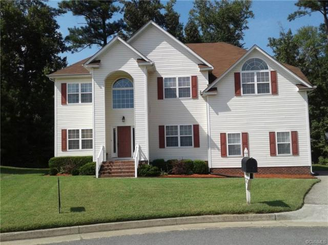13306 Naylors Blue Court, Chester, VA 23836 (MLS #1831490) :: Explore Realty Group