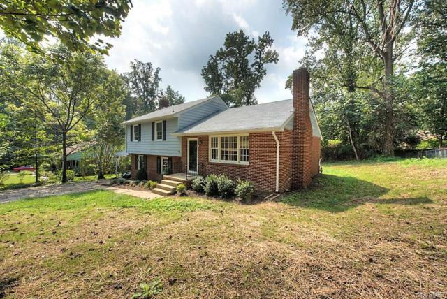 708 Worsham Road, North Chesterfield, VA 23235 (#1831578) :: 757 Realty & 804 Realty