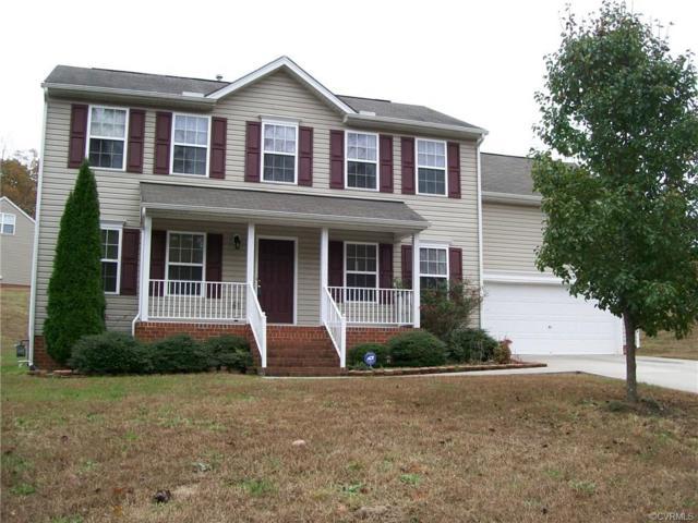 3207 Ellenbrook Drive, Chester, VA 23831 (#1832212) :: Abbitt Realty Co.