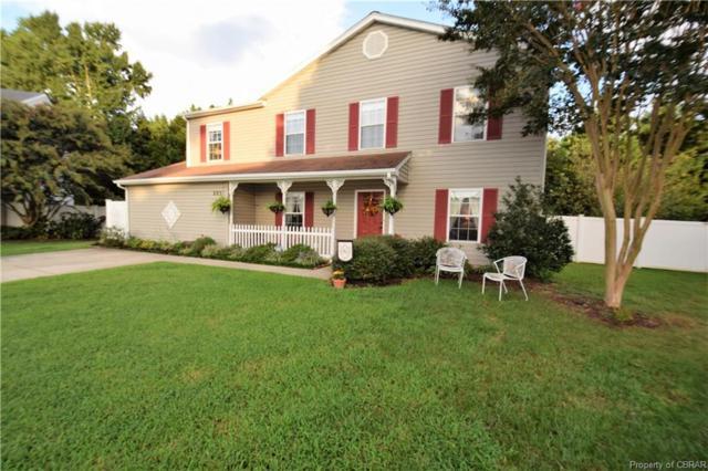 205 Lentz Place, Newport News, VA 23602 (#1832645) :: Abbitt Realty Co.