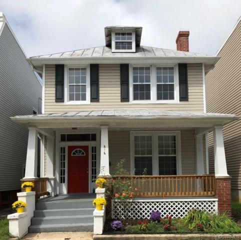 616 N 33rd Street, Richmond, VA 23223 (MLS #1832672) :: EXIT First Realty