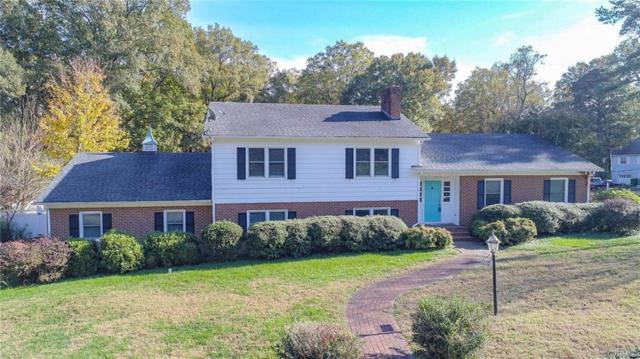 120 Sherwood Drive, Hopewell, VA 23860 (MLS #1833102) :: The RVA Group Realty