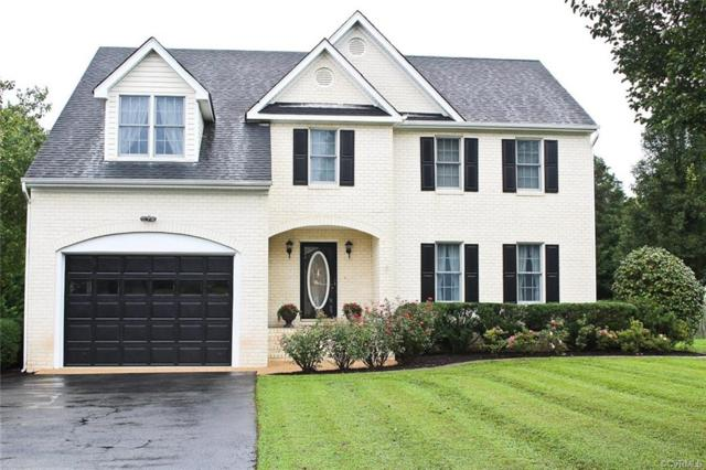 9854 Kingsrock Lane, Mechanicsville, VA 23116 (#1833234) :: Abbitt Realty Co.