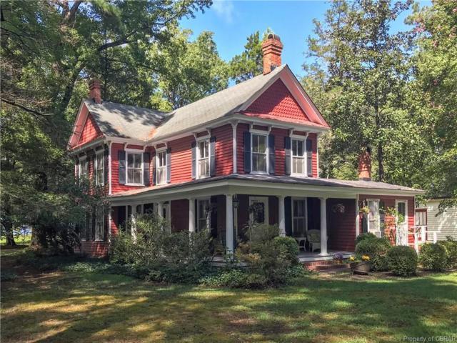 244 Rose Lane, Grimstead, VA 23064 (MLS #1833340) :: Chantel Ray Real Estate