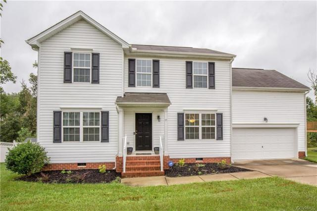 3413 Rossington Boulevard, Chester, VA 23831 (#1833453) :: Abbitt Realty Co.