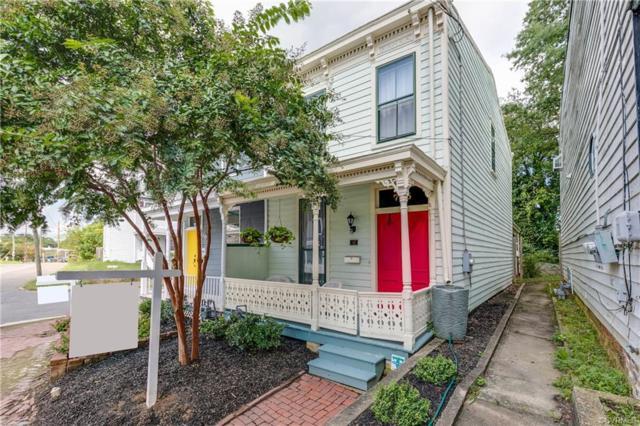 725 N 22nd Street, Richmond, VA 23223 (MLS #1833540) :: Small & Associates