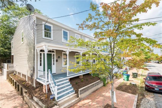 2619 E Clay Street, Richmond, VA 23223 (MLS #1833549) :: Small & Associates