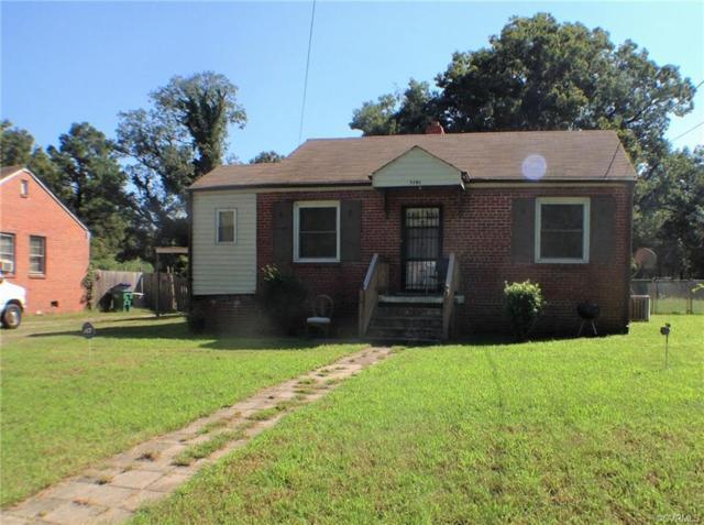 3201 Kenyon Avenue, Richmond, VA 23224 (MLS #1834446) :: Chantel Ray Real Estate