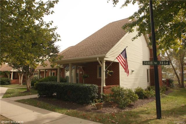 3114 Lake Terrace Court #92, Richmond, VA 23235 (MLS #1834770) :: Small & Associates