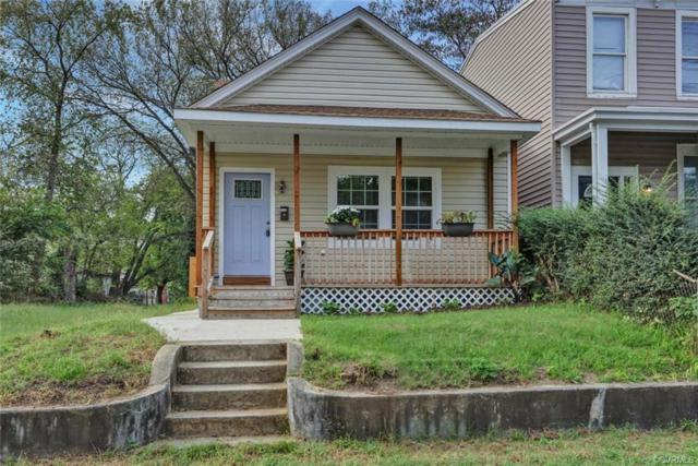 1320 N 22nd Street, Richmond, VA 23223 (#1835420) :: Green Tree Realty