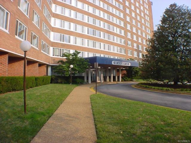 5100 Monument #1113, Richmond, VA 23030 (MLS #1835528) :: Explore Realty Group