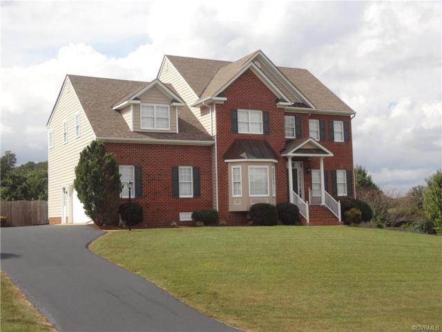 7237 Cedar Berry Road, Mechanicsville, VA 23111 (#1835787) :: Abbitt Realty Co.
