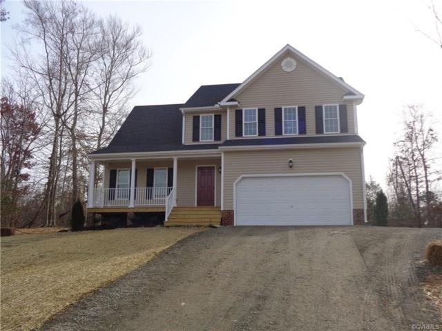 11471 Oakfork Drive, New Kent, VA 23124 (MLS #1835960) :: EXIT First Realty