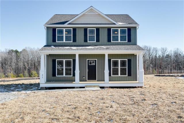 Lot 11 Hidden Farm Drive, Mineral, VA 23117 (#1836117) :: Abbitt Realty Co.