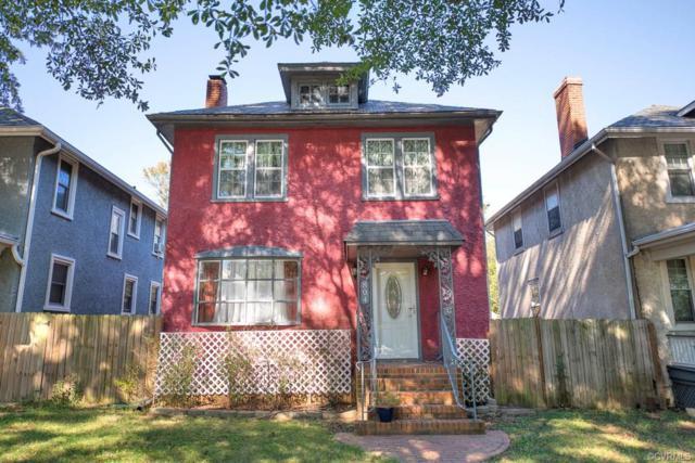 804 Overbrook Road, Richmond, VA 23222 (MLS #1836132) :: Small & Associates