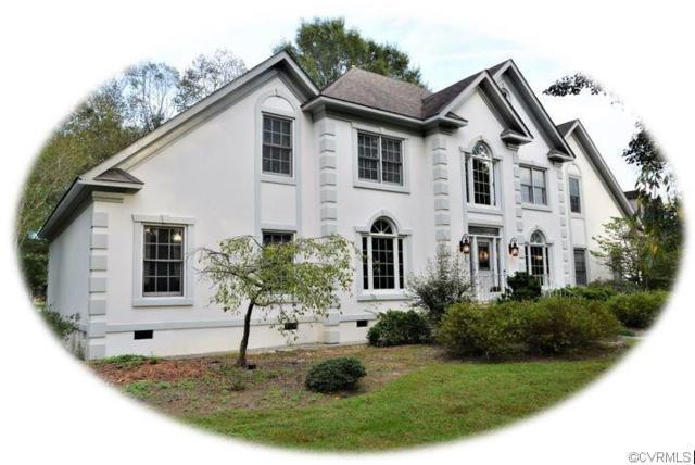 101 Chinquapin, Yorktown, VA 23693 (#1836285) :: Abbitt Realty Co.