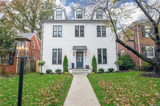 4019 W Grace Street, Richmond, VA 23230 (MLS #1836527) :: Small & Associates