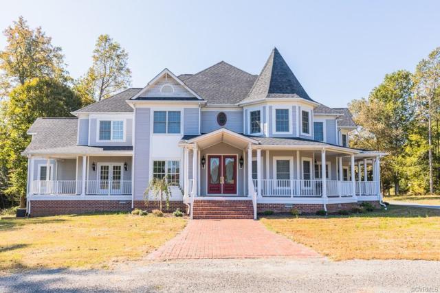 6035 Pine Slash Road, Mechanicsville, VA 23116 (#1836782) :: Abbitt Realty Co.