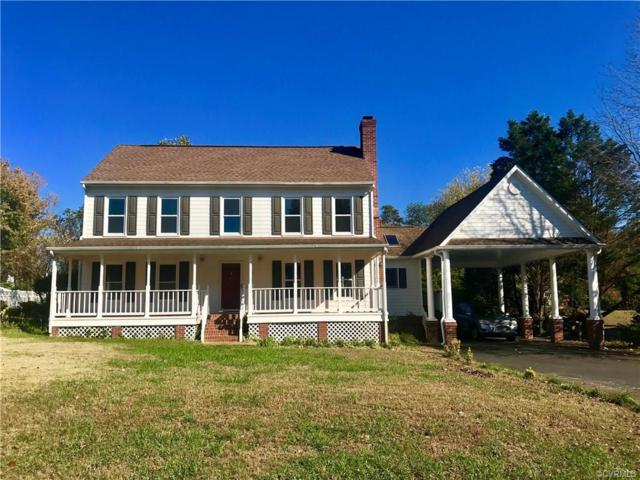 9132 Cool Autumn Drive, Mechanicsville, VA 23116 (#1836817) :: Abbitt Realty Co.